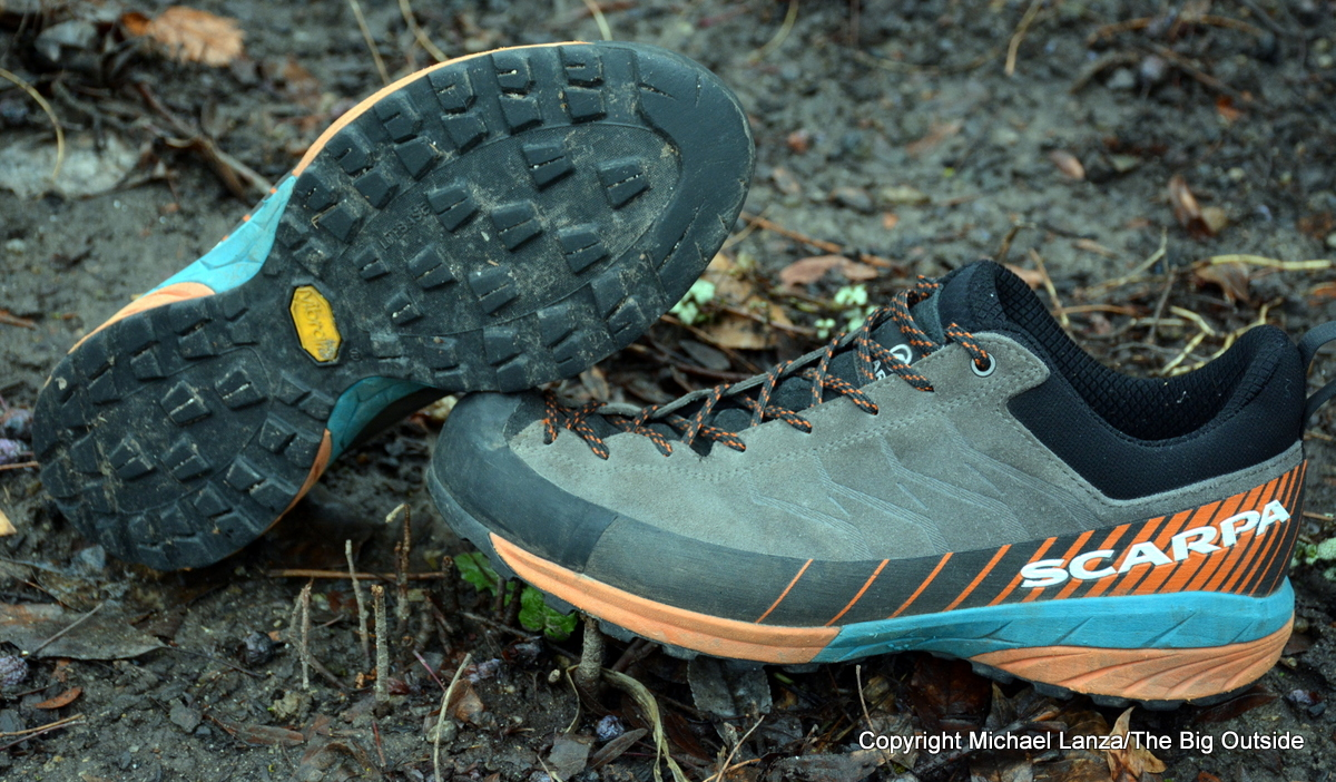 Need comfortable, super grippy, rugged #hiking shoes or boots for hard hikes on- or off-trail? Review of the @ScarpaNA  Mescalito: https://bit.ly/2vh41cx  #climbing #mountains @GORETEXna @TETONsports