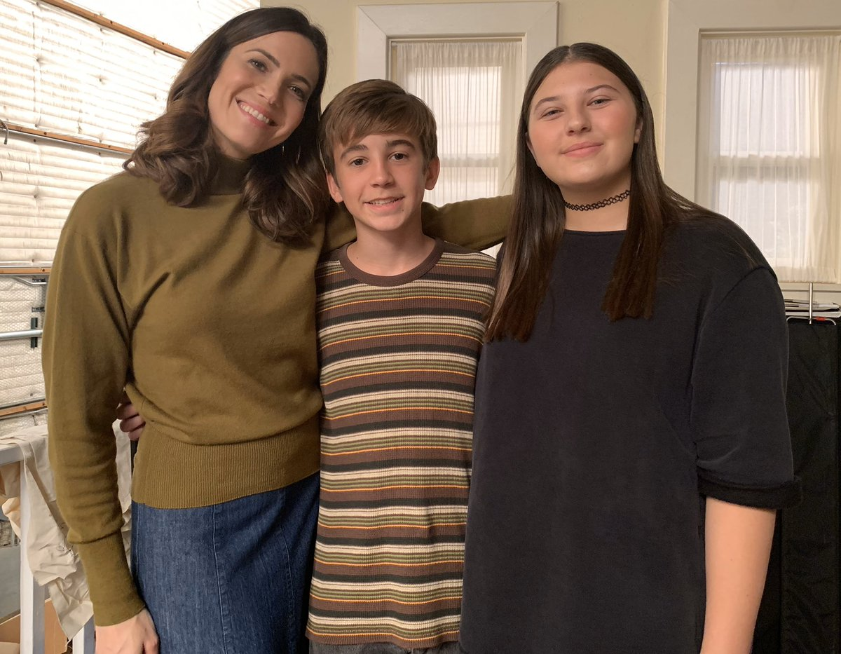 They cute and they GROWN. #thisisus