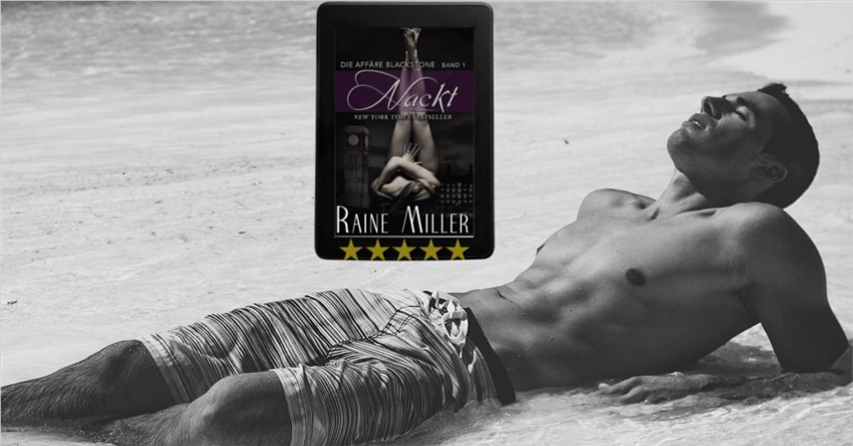 """Ethan ist besessen von einer Frau. Könntest Du es sein? Finde es heraus http://amzn.to/2lNiTuR  'Nackt' von Raine Miller Summer Sale! 0,99 EUR  """"Oh ja, das war ein echtes Lesevergnügen! 5""""  #romance #buch #deutsch #lessen  #Bookstagram #SummerReads #beachread #GoodReadspic.twitter.com/ugH7kxr3el"""