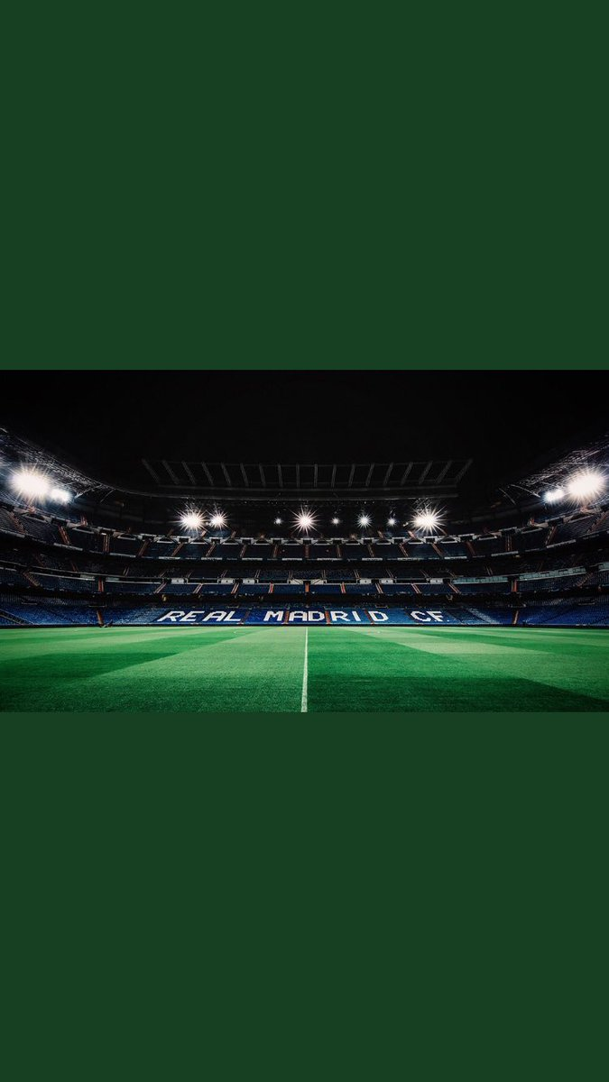 Big one today lads. Leave everything on the pitch, Fight for every ball. Let's fucking go 🔥 #HalaMadridYNadaMas  #HalaMadrid