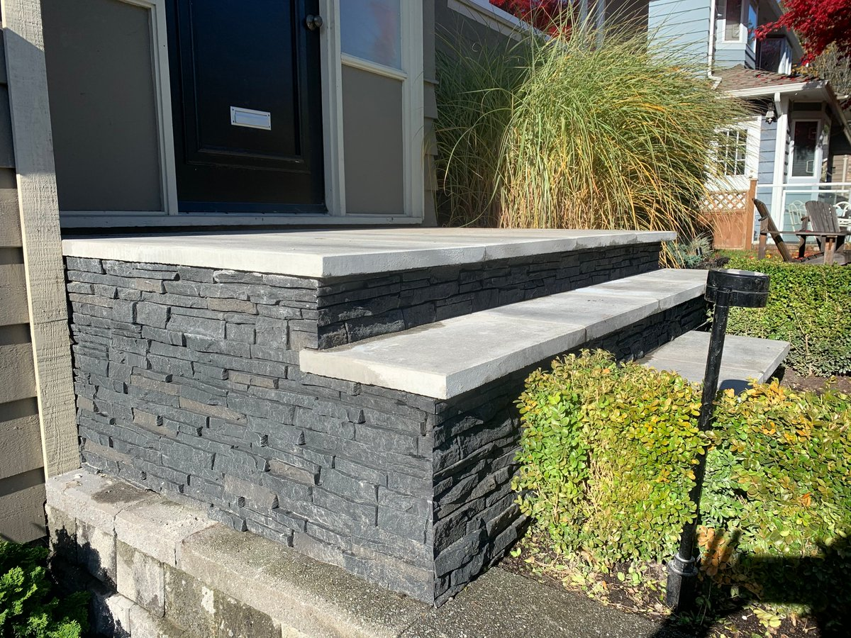 Check out this amazing hardscape work. . . .  #Hardscape #VincaLandscape #Vancouver #Landscape #TeamWork #Design #Arquitech #Landscaping #Nature #Design #Bc #Plants #Flowers #VincaLandscape #Beautiful #Landscape_lovers #LandscapeDesign #Workhard #Teamwork #Happyclients #Build