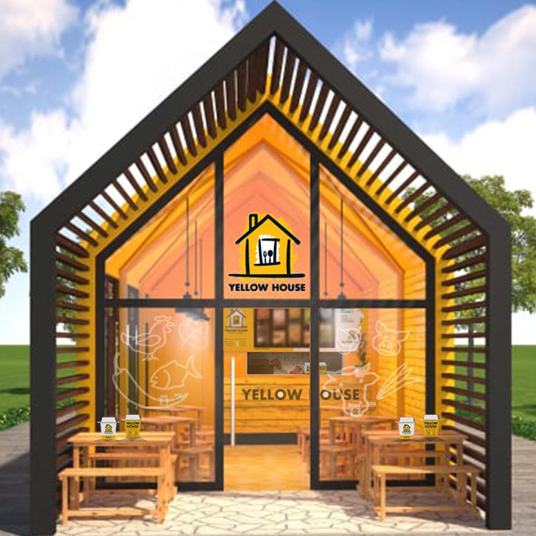 Proposed Design  #yellowhouse #food #restaurantlife #restaurant #foodie #foodies #foodpanda #lutongpinoy #panlasangpinoy #karinderya #karinderia #fooddelivery #delicious #deliciousfood #design #Philippines #makati #manila #pinoy