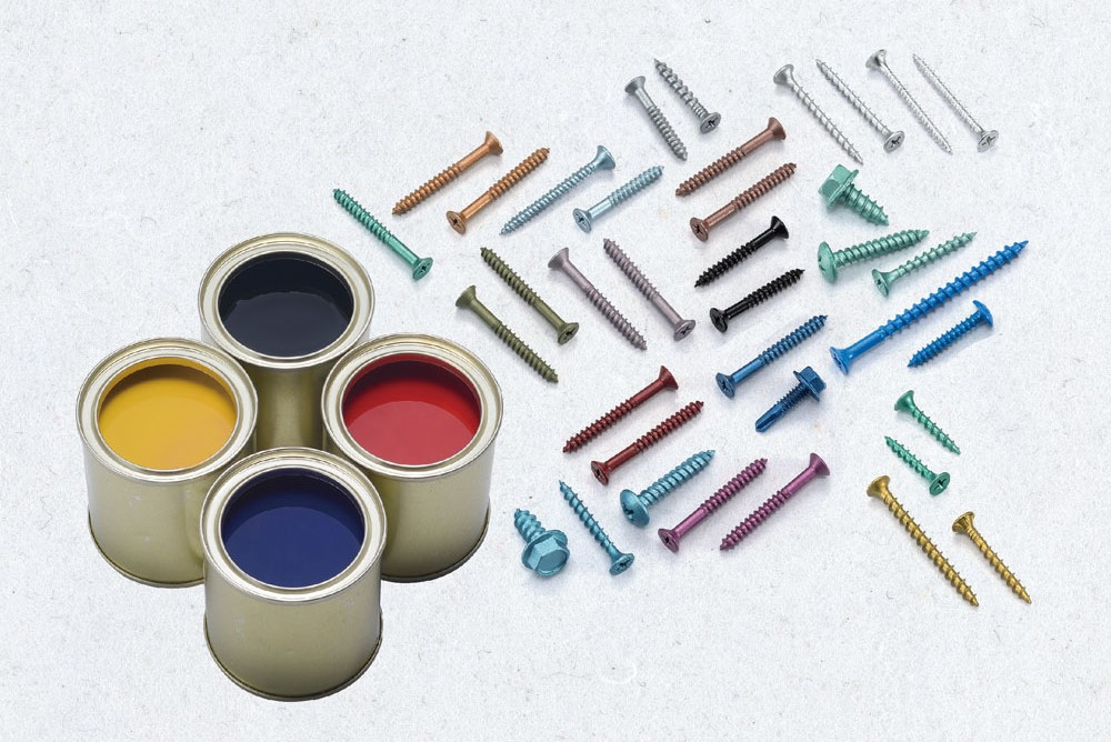 📢JEN TEN Water-based Chromium-free Paints; Eco-friendly Paints Tailored for Hardware, Parts and Fasteners..(Click the link to read full article)  #fastenerworld #fastenermagazine #fastenerfair #fastener #screw #hardware #fastenerexpo #hardwareexpo #JENTEN