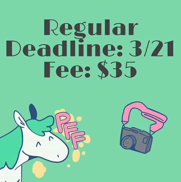 Our regular deadline is less than a month away! For more info on how to submit go visit our website, link in bio!! #film #festival #filmfestival #pegasus #Pegasusff #Pegasusff2020 #TexasFilm #DallasFilm #VideoFestpic.twitter.com/5PJc7iLAX9