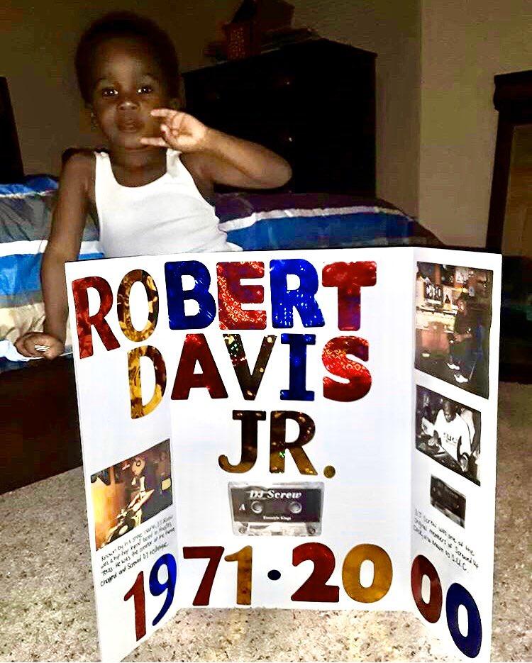 - Black History - Robert Earl Davis Jr ✊🏾 #BHM #blackhistory #Screw #DJScrew #Houston #Inventor #blackinventor #BlackCreator #SUC #screwville
