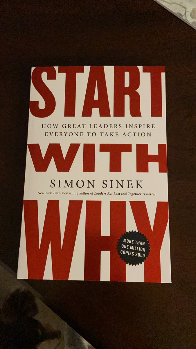 Exciting to start this! #startwithwhy #leaders #leadership #womeninleadershippic.twitter.com/hULvNlZaJQ