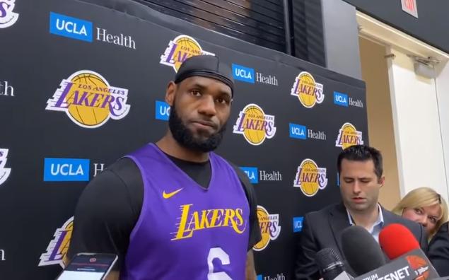 【影片】詹黑有多麼可惡?Kobe的追悼會卻成了詹姆斯討伐會,老詹親自回應!