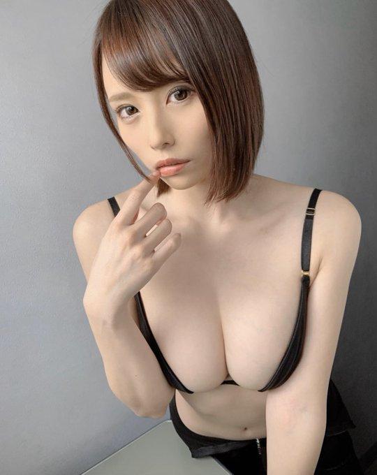 AV女優伊藤舞雪のTwitter自撮りエロ画像9