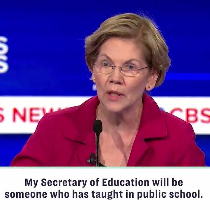 Secretary of Education Video Trending In Worldwide