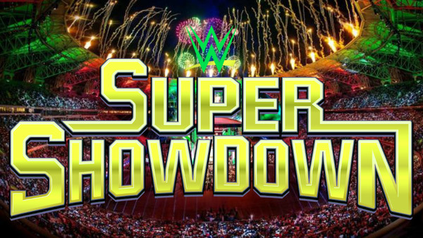 Updated WWE Super ShowDown Betting Odds (Possible Spoilers)