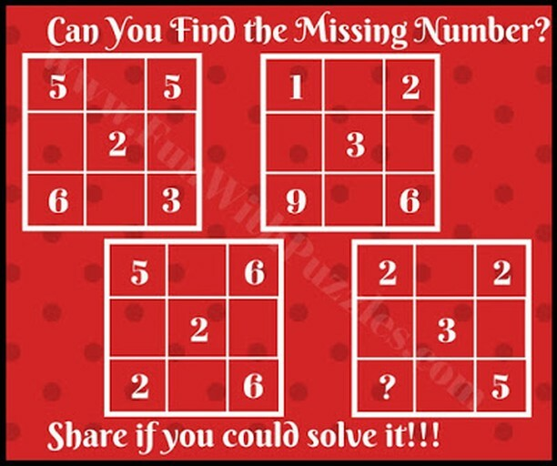 Fun math brain teaser picture puzzle ⁣ Source: ⁣ #puzzles #brainteasers #riddles #puzzle #brainteaser #riddle #games #logic #logicalthinking #reasoning #question #math #maths #challenge #challange #challengeyourself #brain #braintest #iq #iqtest #mind #…