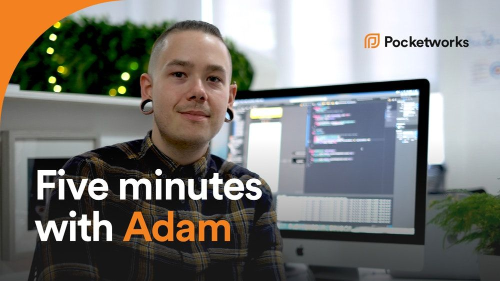 Pop the kettle on & enjoy Five Minutes With our iOS Developer, @00AdamStone. Find out why his favourite app is Trainline, why he sympathises with the Empire from #StarWars & how he drastically changed his life https://buff.ly/394C9aY #AppDeveloper #WednesdayWisdom #officelifepic.twitter.com/xggzz0Sl8W