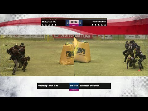 Dark Sun Stuttgart vs. Offenbach Fast and Deadly & Offenburg Comin at Ya vs. Braindead Emsdetten http://buz.tw/95CIApic.twitter.com/POVHhyKOgn