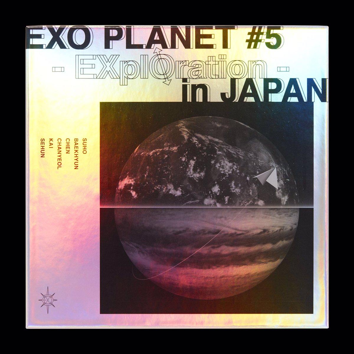 LIVE DVD&Blu-ray『EXO PLANET #5 - EXplOration - in JAPAN』本日リリース💿✨ 横浜アリーナ公演の模様を日本オリジナルの新曲「BIRD」含む全26曲完全収録!皆さん一緒に歌っていただきありがとうございました🕊✨ DVD&Blu-rayでもお楽しみください! #EXO We are one👍 exo-jp.net/discography/