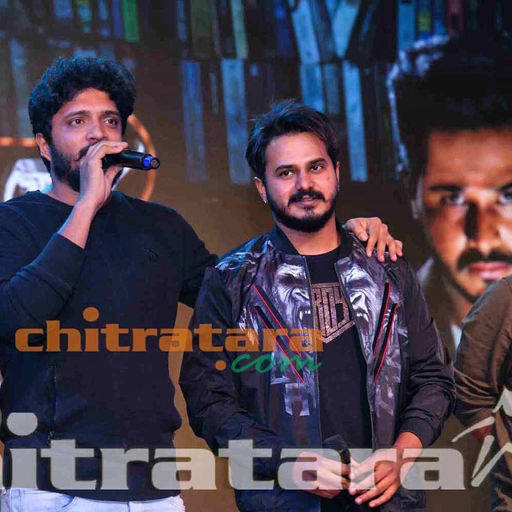 #Gharga First-look Launch Party....!! @ImSimhaa Thx bro ❤️ #TeamGharga #Arp #ArpAdda #FirstLook #Party #Kannada #KannadaFilm #Sandalwood