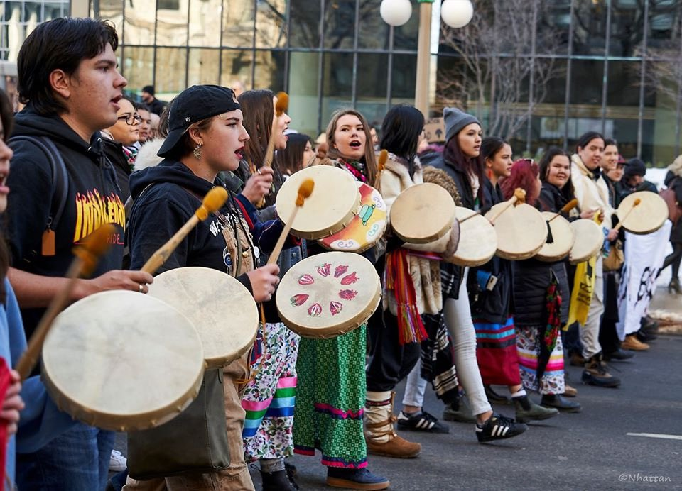 Like we've been saying the Future is NOW!  #youthleaders #Indigenousyouth #Indigenousled  #insolidarity #wetsuwetenstrong<br>http://pic.twitter.com/vwvm0SLRMd