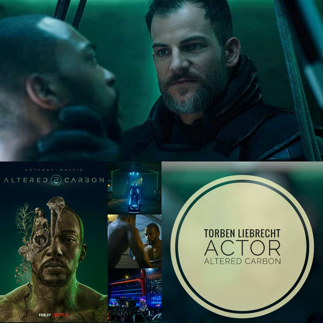 #RainbowCountry LIVE ON AIR CHATTING w/ Award Winning #Actor #TorbenLiebrecht One of the STARS of #AlteredCarbon Season 2 Drops Globally on #Netflix Thursday Feb 27 @torbenliebrecht @netflix @AltCarb @CIUT895FM LiveStream https://www.ciut.fm pic.twitter.com/kVdKkM3aDl