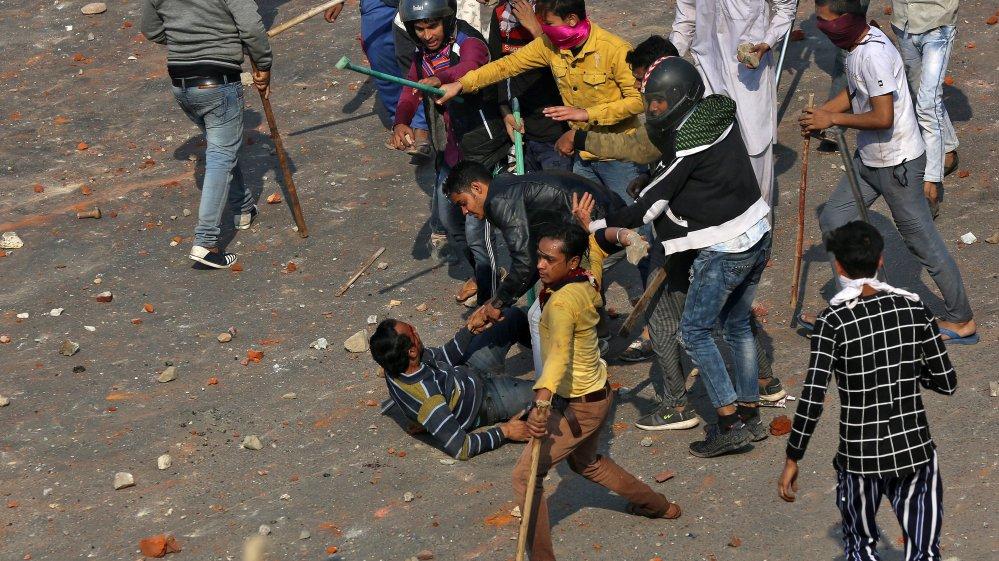 Death toll in anti-Muslim violence in India's capital New Delhi rises to 18