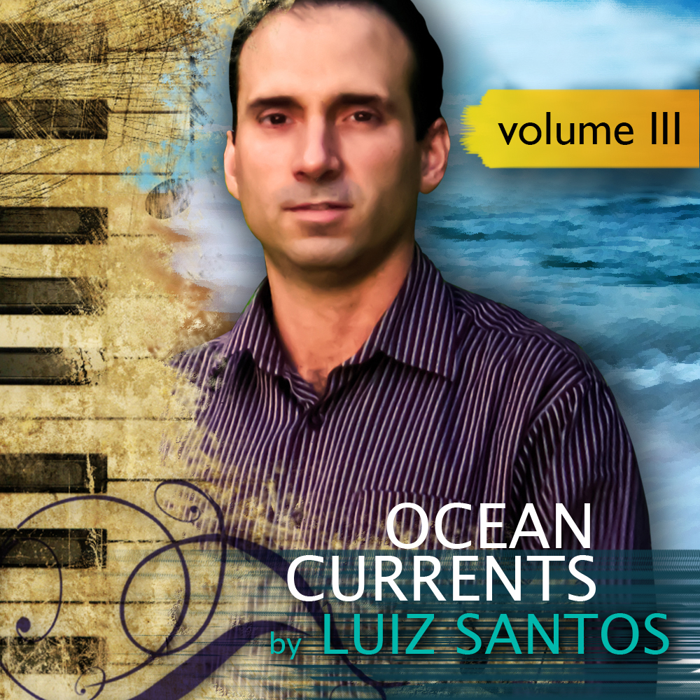 Support  & Download Creative Music Today!  Luiz Santos | Ocean Currents, Vol. 3  #Jazz #drums #percussion #art #instrumental  #composer #ny #Nyc #artist
