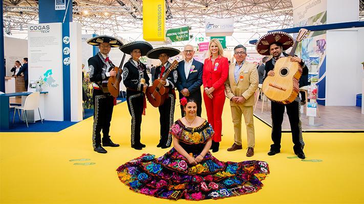 Mexiko: Neue Messe GreenTech Americas https://t.co/fl62mOWSQg https://t.co/f7Mbw6aHXy