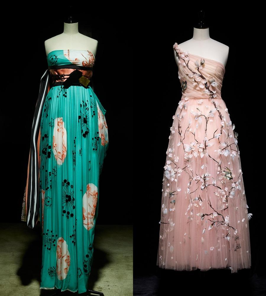 「ディオール、パリから日本へ」展が大阪で - オートクチュールドレスやバッグなど展示、アトリエ再現も -