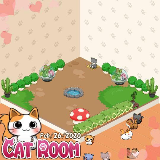 Almost done 👌  Android   #catroom #cat #catsofinstagram #kitty #catstagram #meow #gato