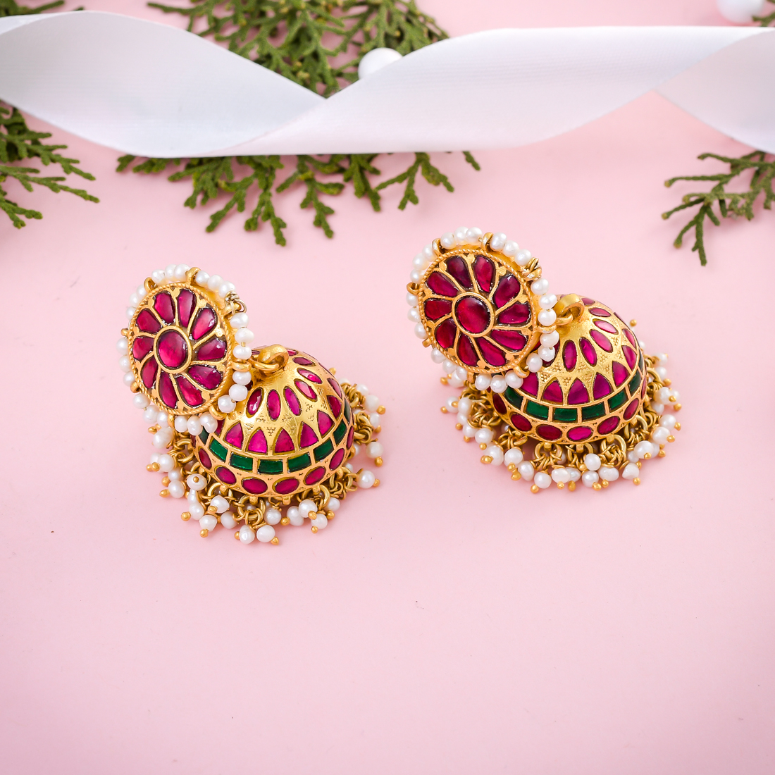 Aren't Silver Jhumkas #fancy  #silver Jhumkas can be worn every day as it makes you #glow a little more. Buy these #amazing silver Jhumkas here http://shorturl.at/jNWX3  #925silver #WelcomeBackSid #WednesdayWisdom #WednesdayMotivation #wednesdaymorning #10YearsOfVTV #DemDebatepic.twitter.com/3CrvXy30Ek