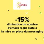 Image for the Tweet beginning: Notre partenariat avec @Cofidis permet