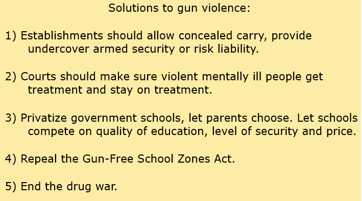 RT @2VNews: @MikeBloomberg @BernieSanders Care to read the gun violence solutions Mike? https://t.co/ADludChjis