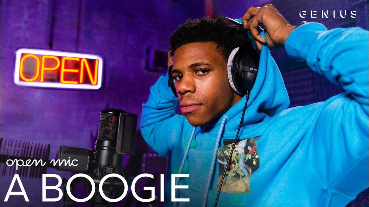 A Boogie Wit da Hoodie - Me and My Guitar [Open MicLive Performance]   Watch   http:// thrill.im/5d6y      #Artist20 @ArtistHBTL<br>http://pic.twitter.com/IJ8GHGElxc