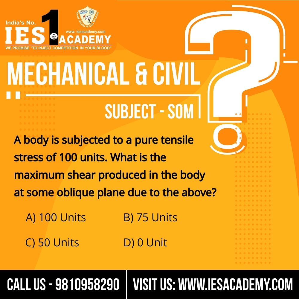 Quiz time...!!! Give your answer in comments...!!!   #GATE2021 #engineerlife #EngineeringStudent #engineeringmemes #engineers #Engineer #electricalengineers #electricalengineering #mechanicalengineers #mechanicalengineer #mechanicalengineering #civilengineerblog #civilengineeringpic.twitter.com/PjWrIX3Ij2