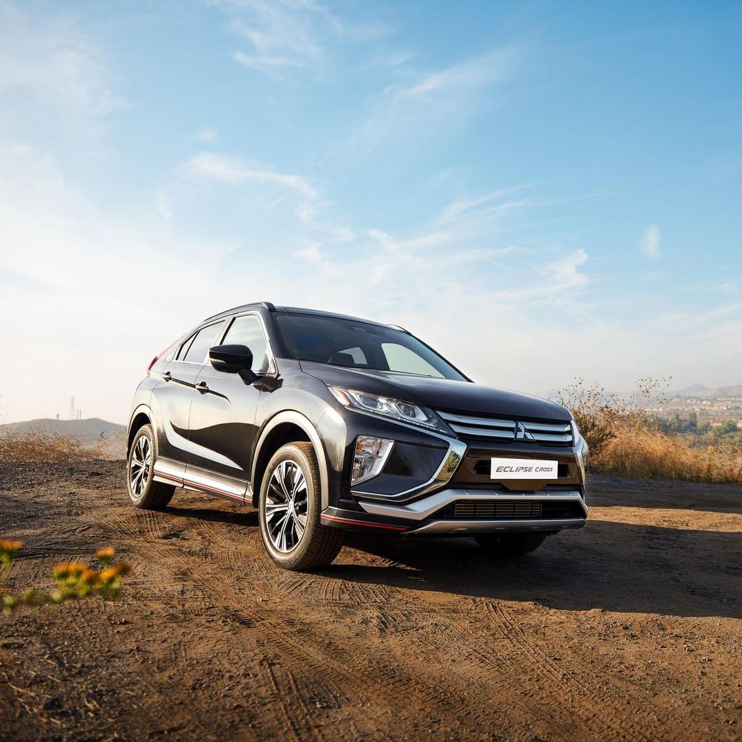 Enter a new realm of driving pleasure with Eclipse Cross. اكتشف مستوى جديد من متعة القيادة مع إيكليبس كروس  #MitsubishiUAE #EclipseCross #SUV #mitsubishi #mitsubishimotors