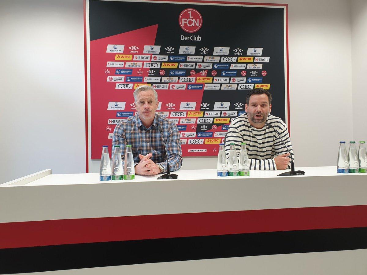 """Keller hat an Karlsruhe gute Erinnerungen: """"Mein letztes Spiel habe ich dort gewonnen."""" #fcnpic.twitter.com/HunNQ6Ds6Z"""