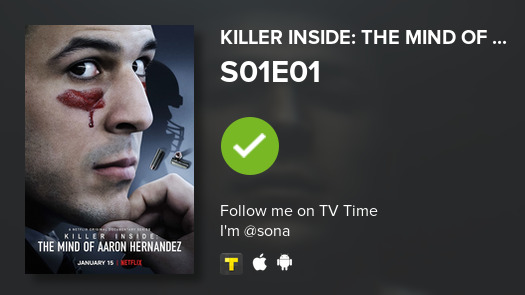 I've just watched episode S01E01 of Killer Inside: T...!   #tvtime