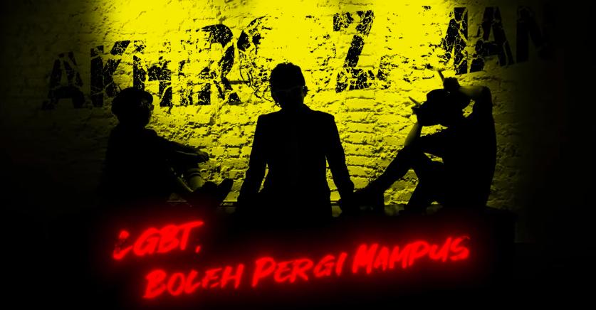 Lyrics/Malaysian band/Malaysian Band Releases An Anti-LGBTQ Song That Causes Enrage