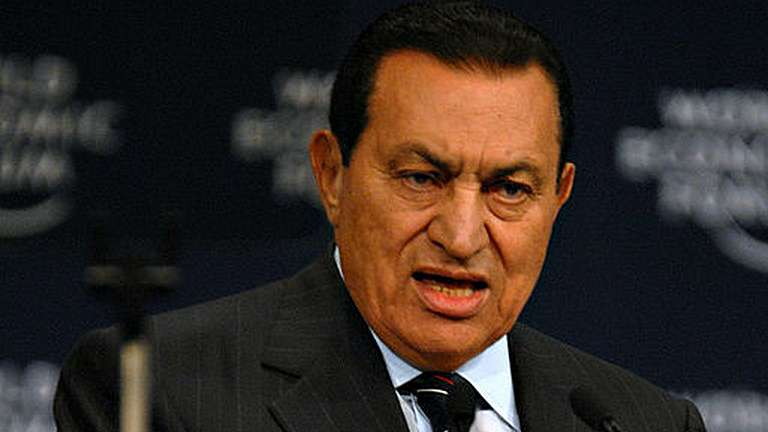 #Mubarak