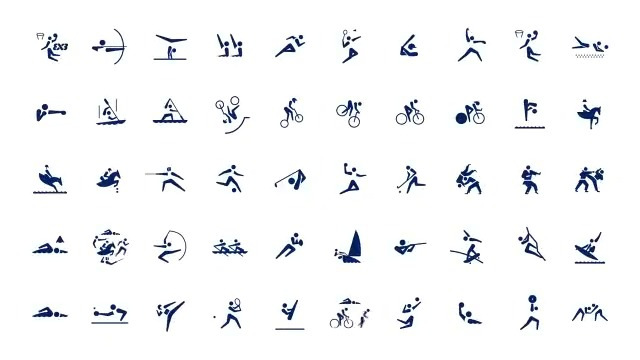 Can you find the #sailing ⛵️ pictogram❓ #Tokyo2020