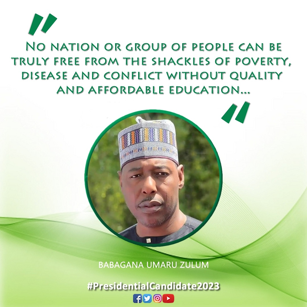 [#PC2023/06]: BABAGANA UMARU ZULUM @ProfZulum - IS HE YOUR PRESIDENTIAL CANDIDATE 2023?  IF YES: COMMENT  IF NO: COMMENT . Our Voice | Our PVC | Our Choice! . #pc2023 #presidential #candidate #presidentialcandidate2023 #presidentialcandidate #nigeria #nigeriadecides #vote #pvcpic.twitter.com/FUop9dUjrt