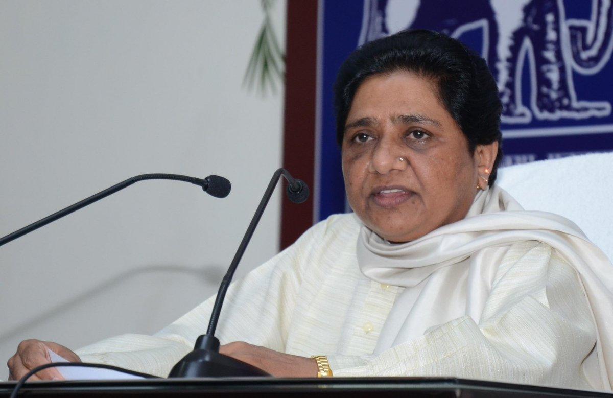 दिल्ली को दो दिन के लिए माननीया बहन @Mayawati जी को दे दो! फिर देखते है कि ये भगवा दंगाई कितने खतरनाक है!  एक भी #दंगाई दिल्ली की बात छोड़ो दिल्ली के आस पास भी नही दिखाई देगा! ~@AlokPradhan_  शासन तो बस #बहन_जी का ही है जिसमे सब शान्तिपूर्वक व अच्छे से रहते है!  #Bsp #JaiBhim pic.twitter.com/gkXgp0W493