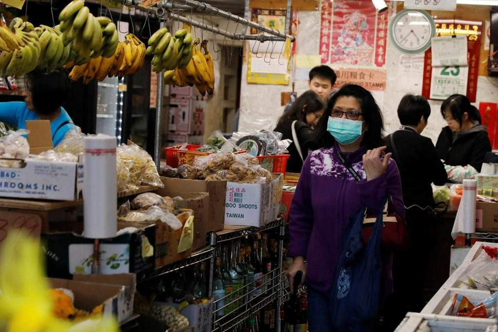 San Francisco declares emergency over coronavirus
