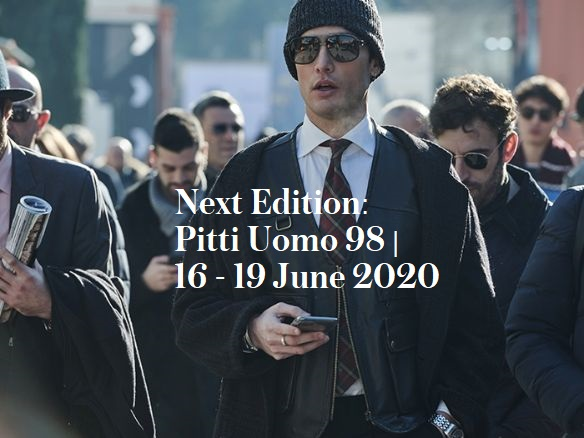 Milan has to carry on - says Milan's mayor Sig. Giuseppe Sala. Salone 2020 dates clash with Pitti Uomo. The shows will start on the same date - 16th JUNE 2020. I personally think this will divide the footfall between Florence & Milan.  @iSaloniofficial #pittiuomo pic.twitter.com/kvjE0t0hG6