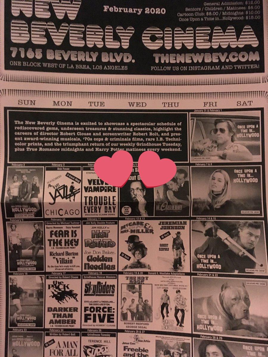 こんな時だからテレビ東京路線で幸せ画像。1969年の51年後にハリウッドで観られて幸せの極み(去年アカデミー賞の曜日に気づき狙ったしまた行くけど)。これからもずっとクリフを涙にくれながら見守る。#ワンハリ #OnceUponATimeInHollywood #ワンス・アポン・ア・タイム・イン・ハリウッドpic.twitter.com/natKeqIq0N