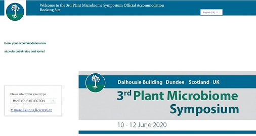 Image for Booked somewhere to stay for 3rd Plant Microbiome Symposium yet? We have secured rooms with some fab hotels offering great rates for delegates. View and book your accommodation  https://t.co/