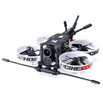 iFlight Cinebee Hybrid 4K 75mm F4 Whoop FPV Racing Drone PNP BNF w/ Runcam Hybrid 4K Camera  189.63€ #Banggood  Cupon: BGCH4K  Ver oferta: http://bit.ly/2HSYnAy  #quads #multirotor #chollo #drone #dronelife #droneracing #quadcopter #fpv #fpvracing #dronestagram #UAVpic.twitter.com/C8nT11jS6J
