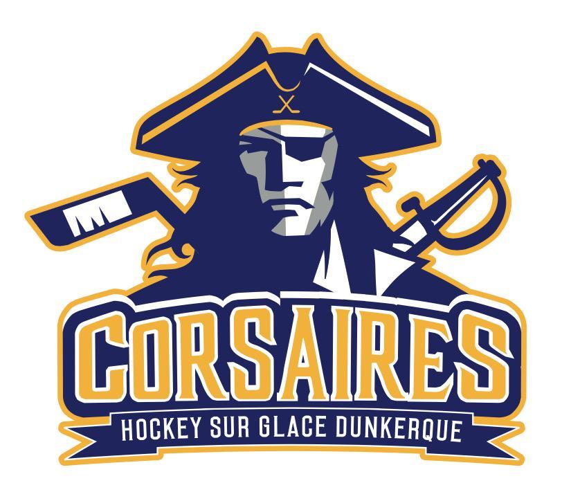 Après les @DiablesrougesFr, nous poursuivons notre tournée et avons le plaisir de vous annoncer notre présence samedi chez les @CorsairesDk à l'occasion de la partie face aux @Hockey_Bisons.  Supporter.rice.s de Dunkerque, rendez-vous samedi ! Merci à l'organisation des Corsaires pic.twitter.com/YZDhcbq7NQ