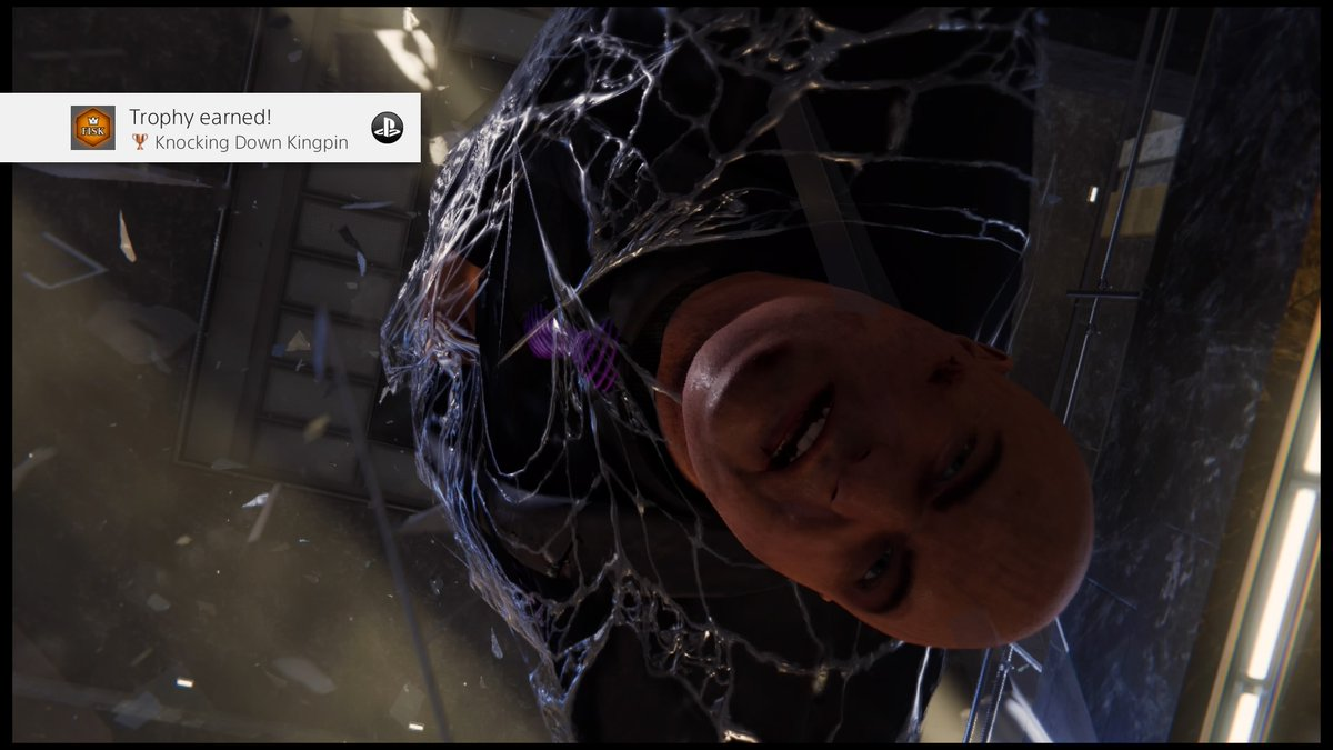 Marvel's Spider-Man Knocking Down Kingpin (Bronze) Defeat Fisk #PS4share https://store.playstation.com/#!/tid=CUSA02299_00 …pic.twitter.com/SsHy7DQUvG