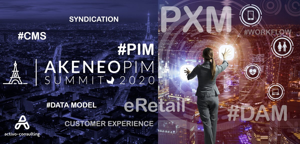 #APS2020 – @akeneopim  #PIM SUMMIT : The future of #PXM My report, analysis and aftermovie, everything your need to know alongside the #customer journey @ACTIVO_DAM_PIM   #customerexperience #disruptiveinnovation #ecommerce #customerjourney   https://frederic-sanuy.com/aps2020-akeneo-pim-summit-the-future-of-pxm/…pic.twitter.com/GMxKwlaIBS