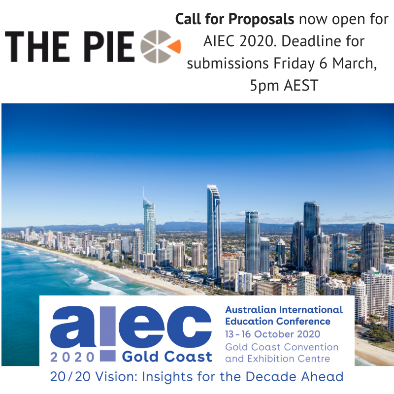 The Pie News On Twitter Aiec Open