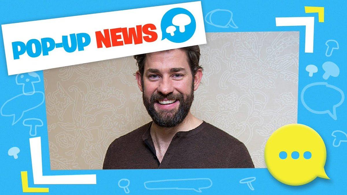 #POPUPNEWS #FantasticiQuattro #JohnKrasinski sarà Mr. Fantastic? http://bit.ly/2wa8wpKpic.twitter.com/uv5lbqjTYs