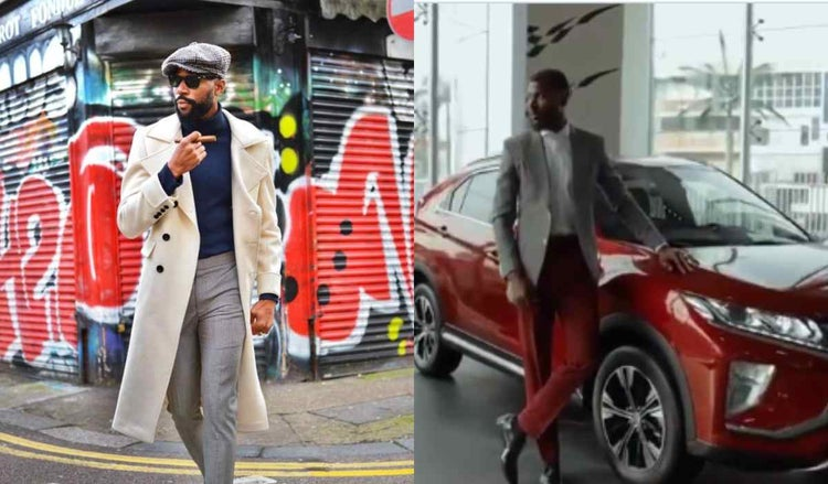 """#BBNaija's Mike Edwards comes in contact with Japanese automotive manufacturers, Mitsubishi The first runner-up of the BBnaija """"pepper dem gang"""" season, took to his twitter page to express his excitement on being part of the Mitsubishi establishment #BBNaijaMike #MitsubishiMotors"""